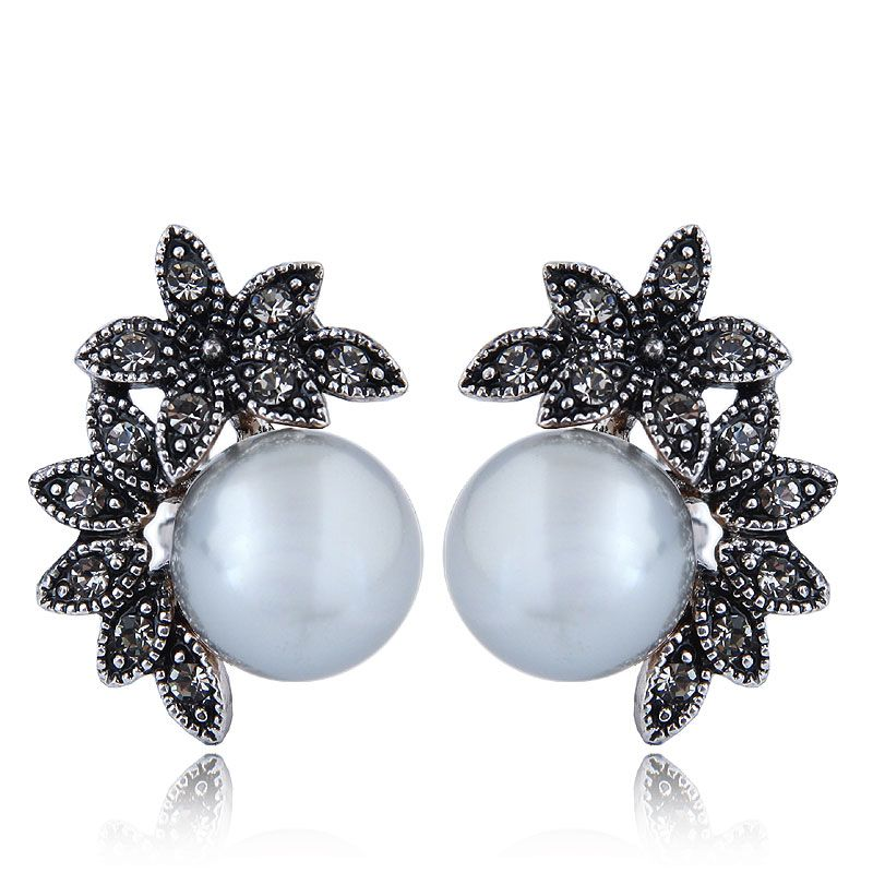 Alloy Korea earring  Fashion Jewelry NHNSC14797