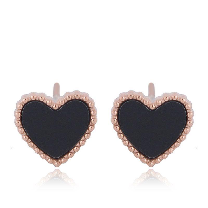 Titanium&Stainless Steel Korea earring  Fine Jewelry NHNSC14840