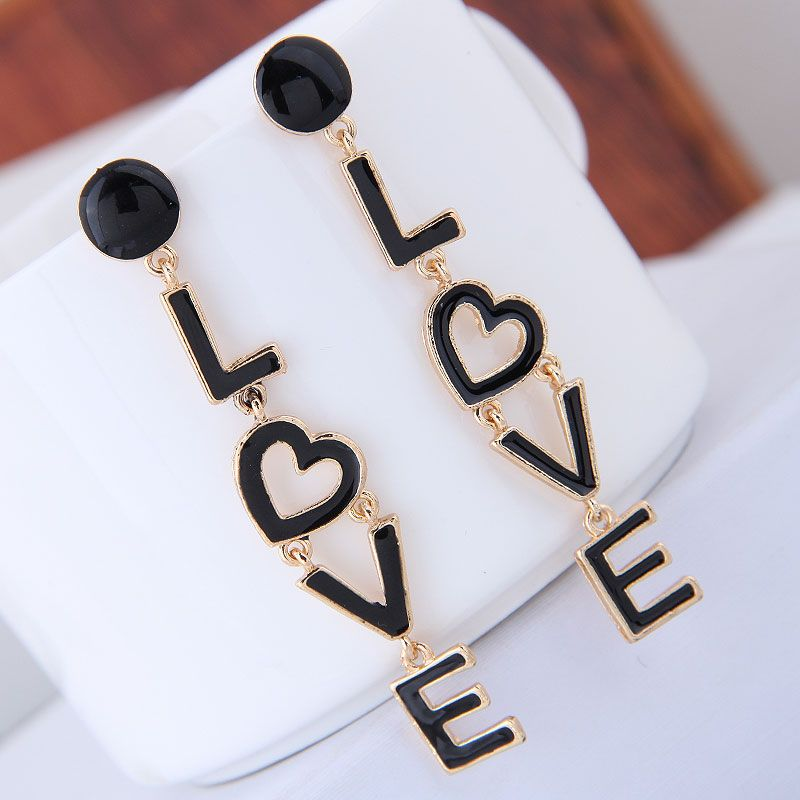 Alloy Fashion earring  Fashion Jewelry NHNSC14869