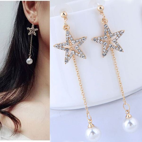 Alloy Fashion earring  Fashion Jewelry NHNSC14872