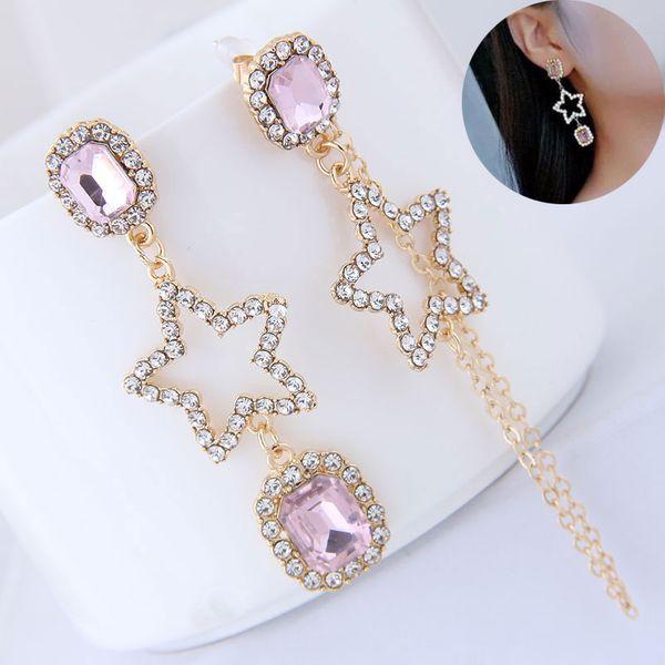 Alloy Fashion earring  Fashion Jewelry NHNSC14874