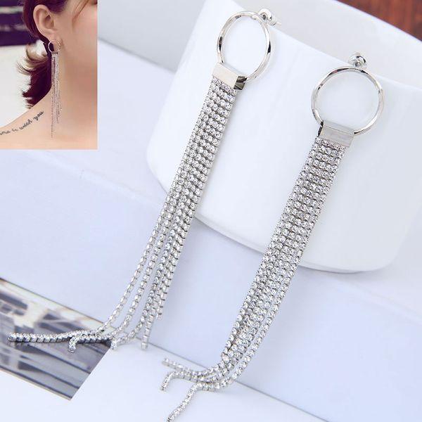 Alloy Fashion earring  Fashion Jewelry NHNSC14880
