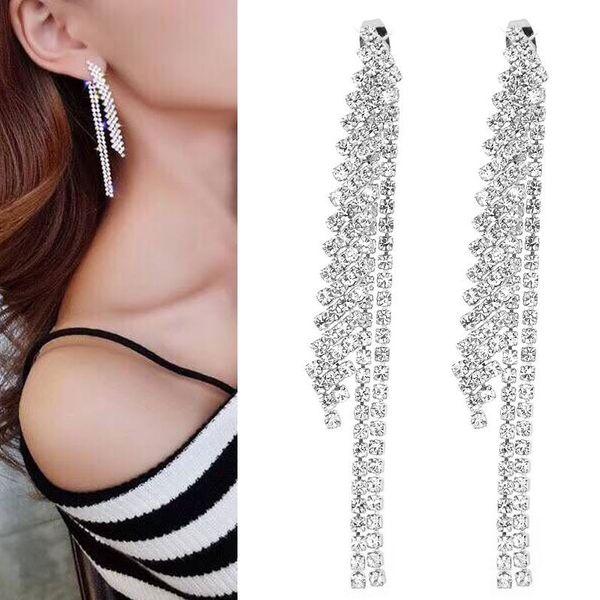 Alloy Fashion earring  Fashion Jewelry NHNSC14882