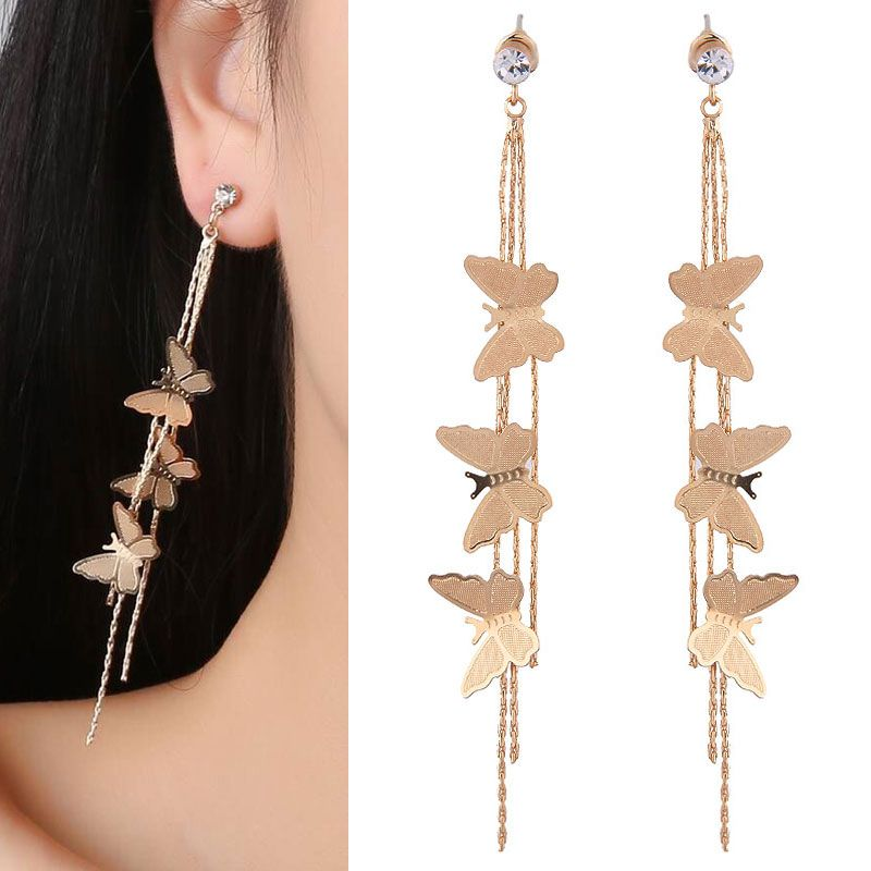 Alloy Fashion earring  Fashion Jewelry NHNSC14918