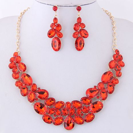 Alloy Fashion necklace  Fashion Jewelry NHNSC14929's discount tags