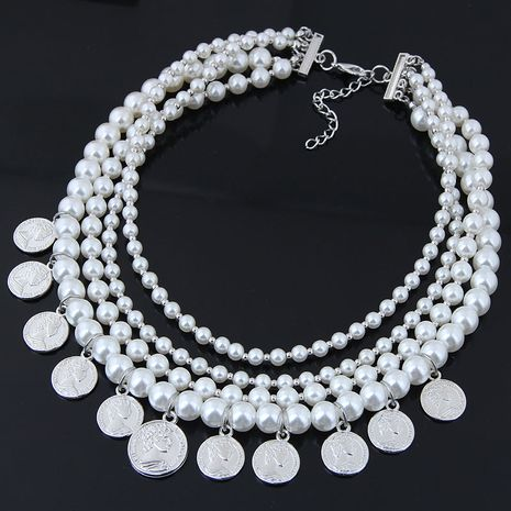 Alloy Fashion necklace  Fashion Jewelry NHNSC14933's discount tags