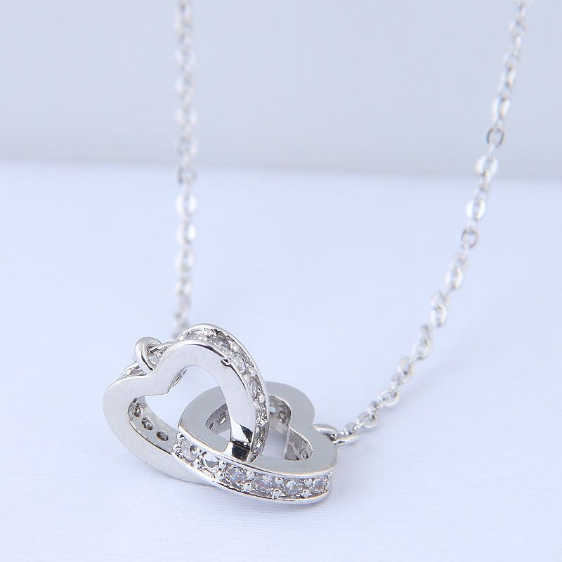 Copper Korea necklace  Fine Jewelry NHNSC14939