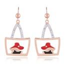 TitaniumStainless Steel Korea necklace  Fine Jewelry NHNSC14912