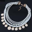 Alloy Fashion necklace  Fashion Jewelry NHNSC14933