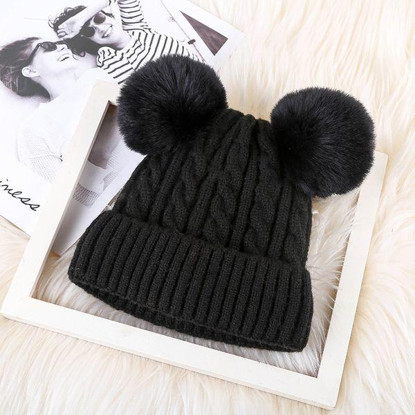 Cloth Korea  hat  (A-113 black)   NHXB0293-A-113-black