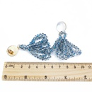 Alloy Fashion Flowers earring  Stud earring NHOM1222Studearring