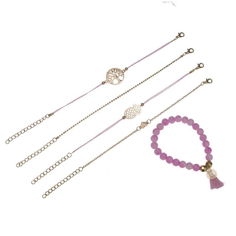 Alloy Fashion Geometric bracelet  Alloy NHBQ1875Alloy