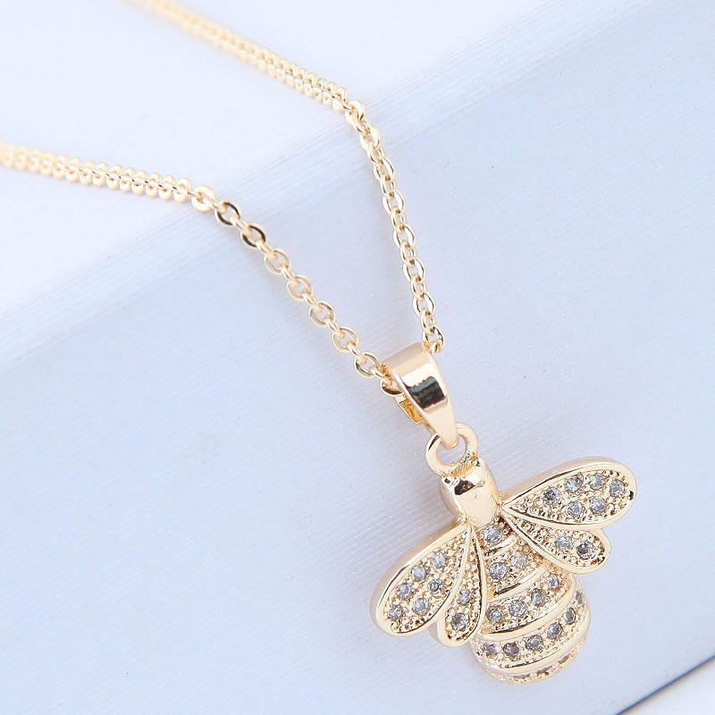 Copper Korea necklace NHNSC14566