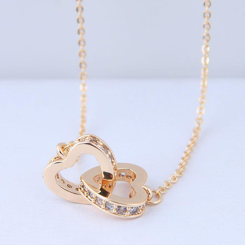Copper Korea necklace NHNSC14614