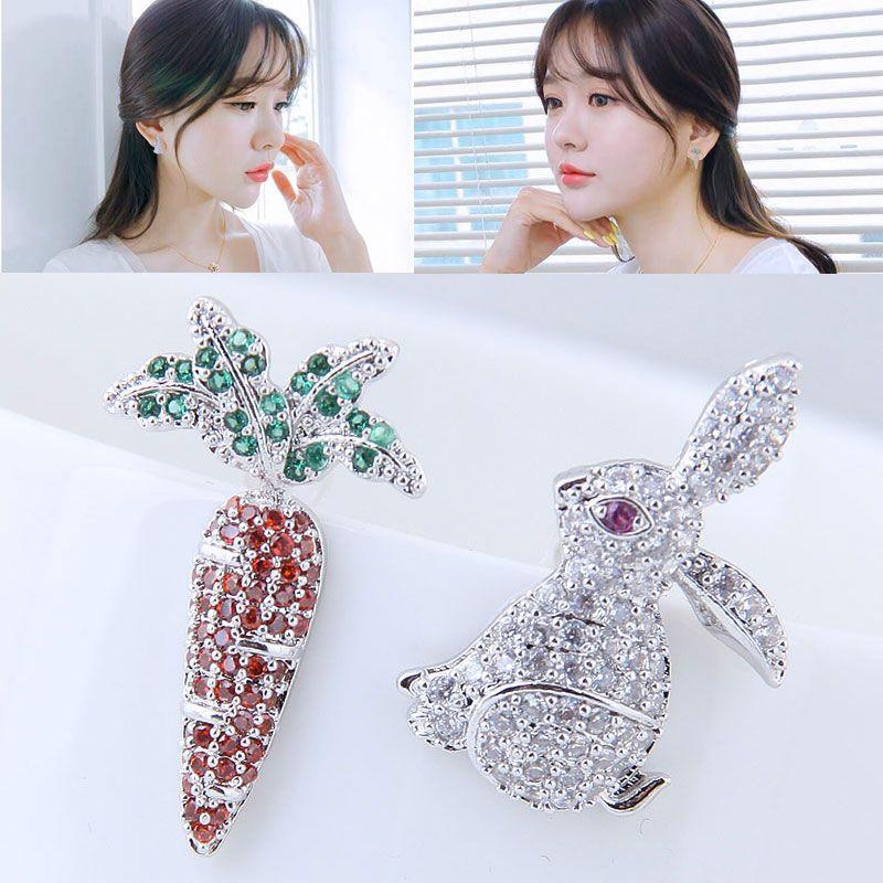 Copper Korea earring NHNSC14641
