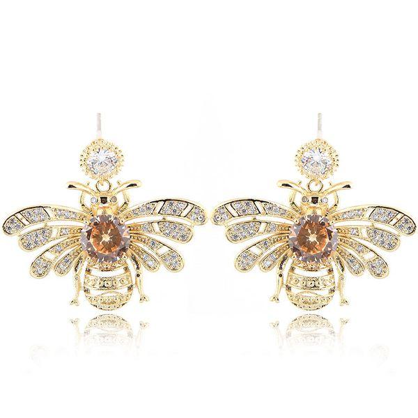 Copper Korea earring NHNSC14661