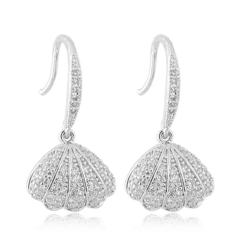 Copper Korea earring NHNSC14662