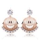 Copper Korea earring NHNSC14670