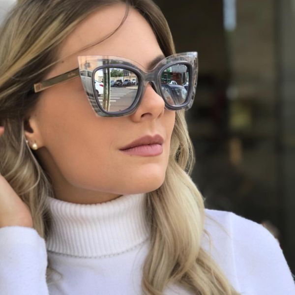 Acrylic Fashion  glasses  (As shown in Figure-C1) NHFY0657-As-shown-in-Figure-C1