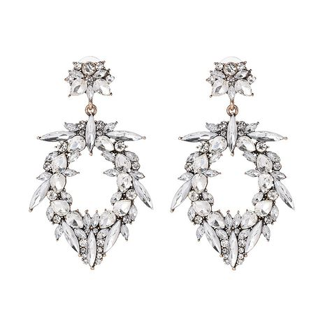 Alloy Fashion Geometric earring  (white) NHJJ4031-white's discount tags
