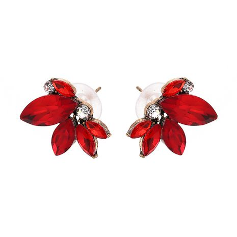 Alloy Fashion Geometric earring  (red) NHJJ4047-red's discount tags