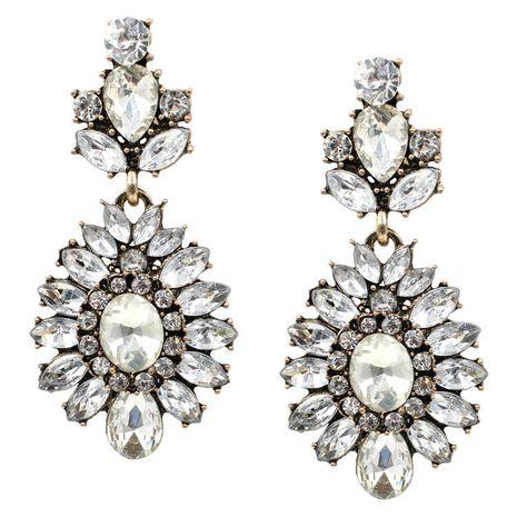 Alloy Fashion Geometric earring  (Short earrings) NHJJ4067-Short earrings's discount tags