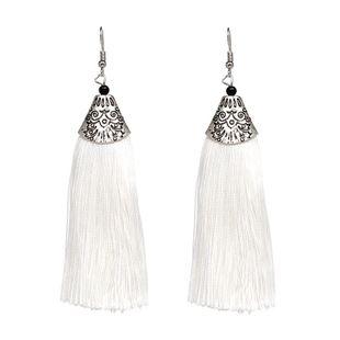 Alloy Bohemia Geometric earring  (white) NHJJ4144-white's discount tags