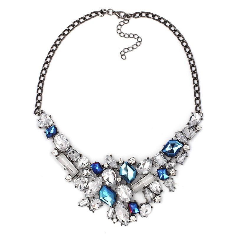 Alloy Fashion Animal necklace  white NHJJ4426white