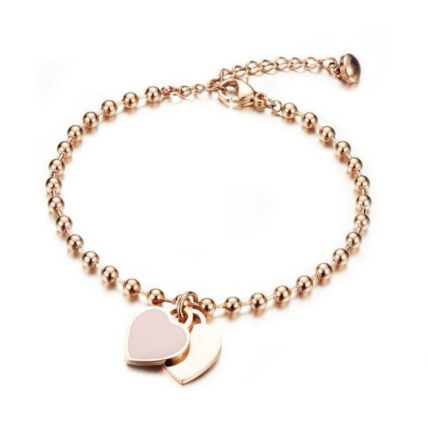 Titanium&Stainless Steel Korea Geometric bracelet  (Bracelets) NHOP1955-Bracelets