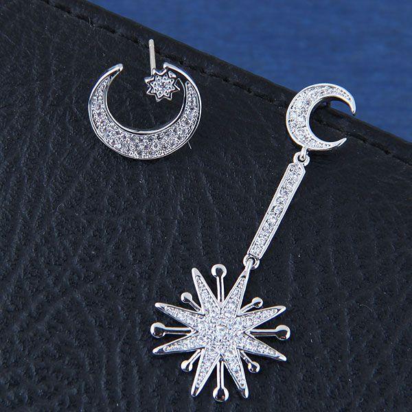 Alloy Fashion earring NHNSC10718