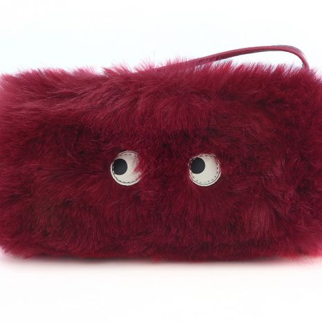 Portefeuille Korea en tissu (rouge) NHNI0358-rouge's discount tags