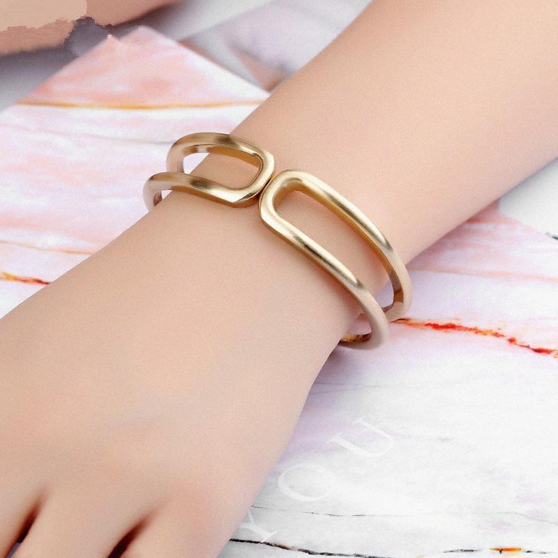 Alloy Korea Geometric bracelet  (bracelet) NHOP2128-bracelet