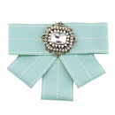 Alloy Fashion Bows brooch  Dark blue NHJQ10009Dark blue