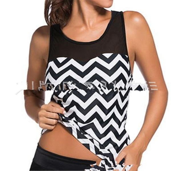 Polyester Fashion  Bikini  (Polyline-L) NHXJ0125-Polyline-L