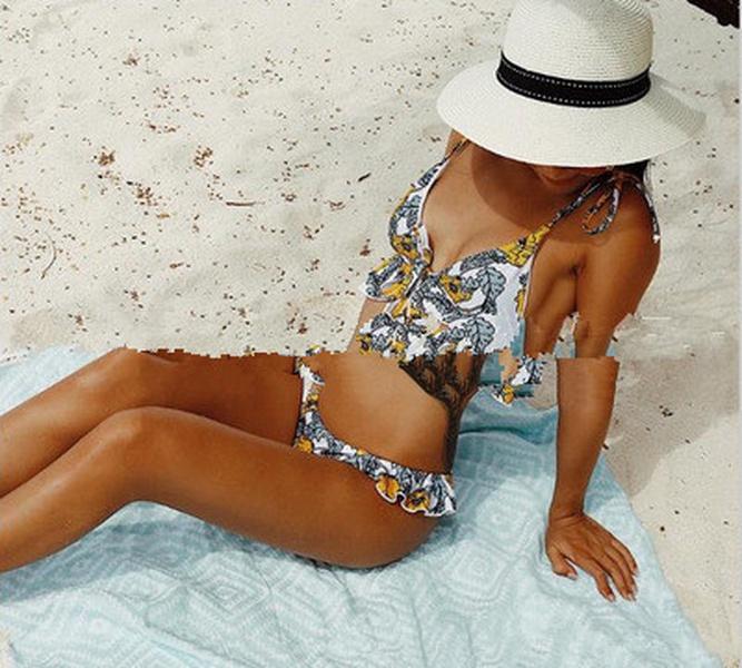 Polyester Fashion  Bikini  (Picture-S) NHXJ0127-Picture-S