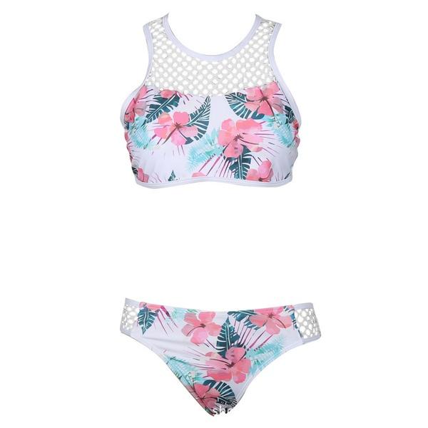 Polyester Fashion  Bikini  (Color-S) NHXJ0133-Color-S