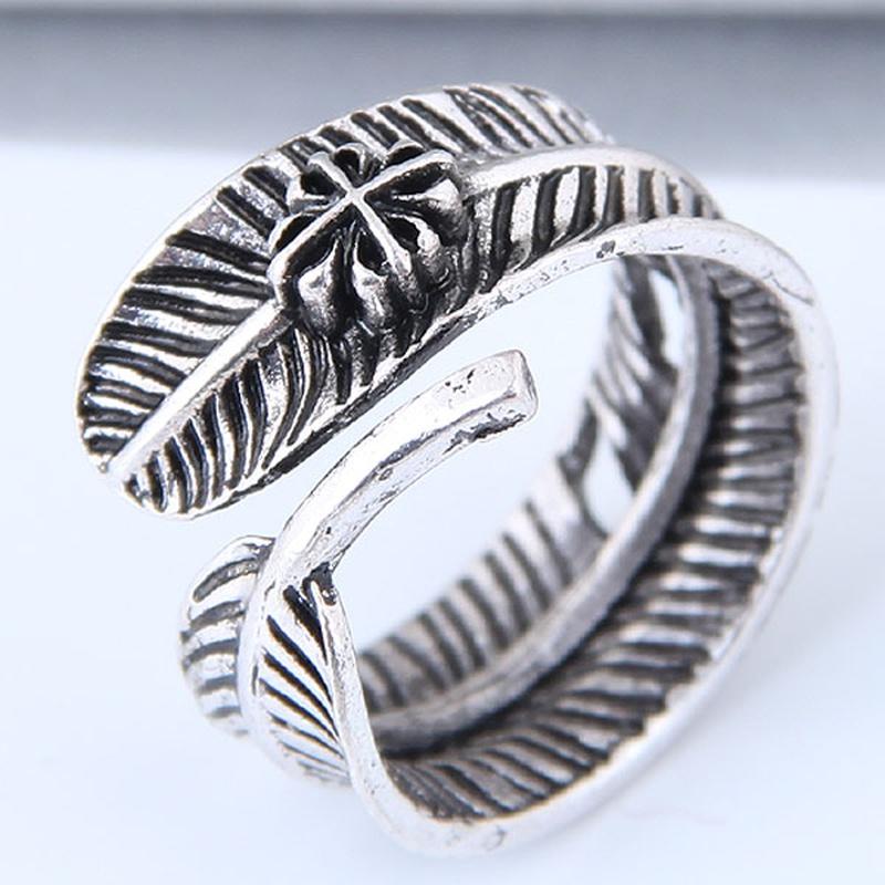 Alloy Fashion Ring NHNSC11193