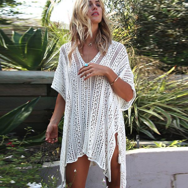 Polyester Fashion  Bikini  (white) NHXW0058-white
