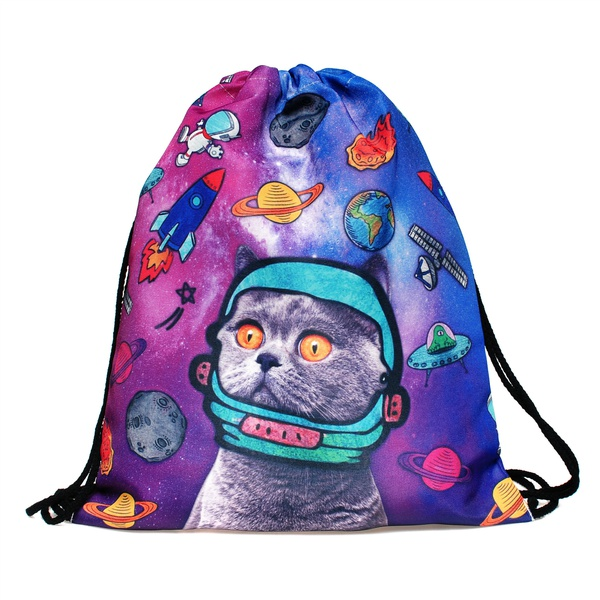 Fashion Leather  backpack  (Photo Color)  NHSK0248-Photo Color