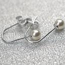 Alloy Korea Geometric earring  Rose alloy NHLJ3775Rose alloy