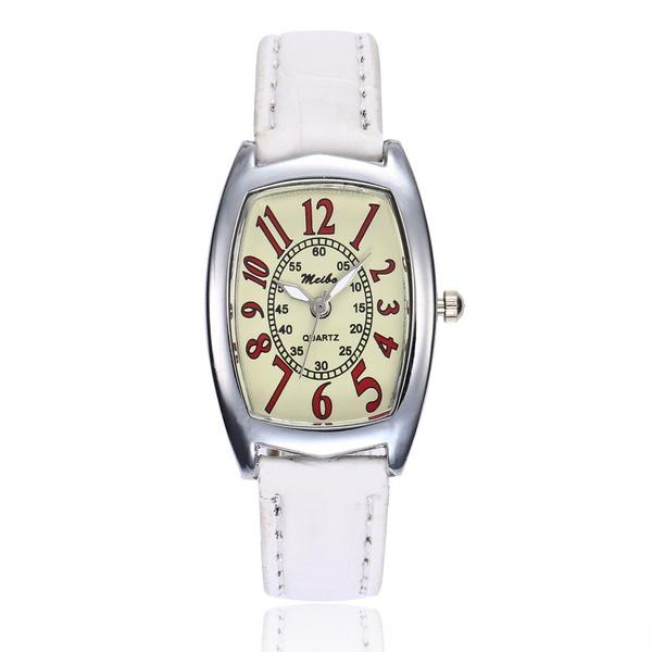 Fashion  Student watch  (white) NHHK1030-white