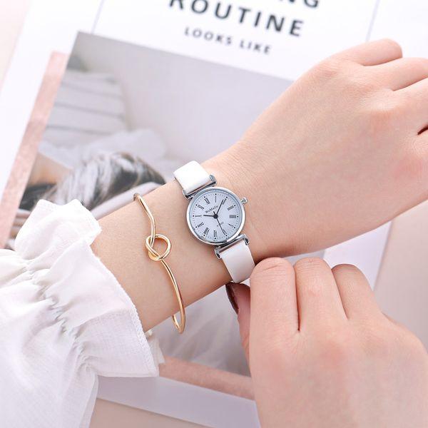Fashion  Student watch  (white) NHSY1288-white