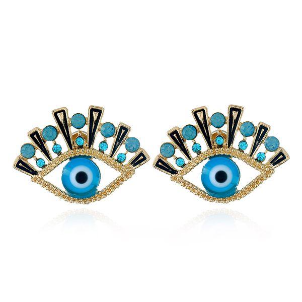 Alloy Fashion Geometric earring  (Alloy) NHNZ0413-Alloy