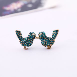 Alloy Fashion Animal earring  (Photo Color) NHQD4803-Photo Color's discount tags