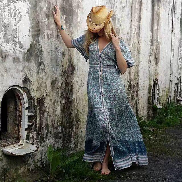 Cotton Sexy & Party  dress  (Picture color -L) NHAM3066-Picture-color-L