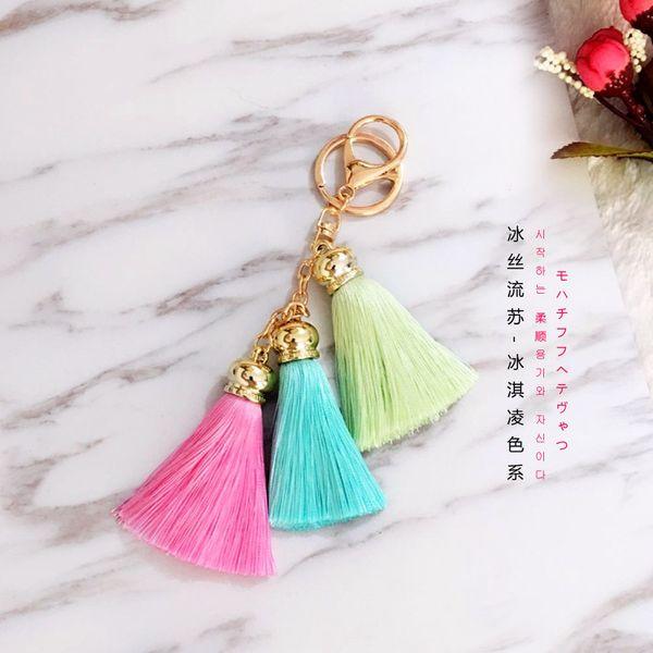 Fashion Alloy  Keychain  (1)  NHBM0161-1
