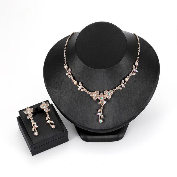 Alloy Fashion  Jewelry Set  (61172556B) NHXS1539-61172556B