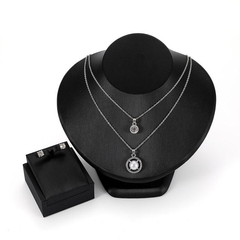 Alloy Fashion  necklace  (61172620) NHXS1544-61172620