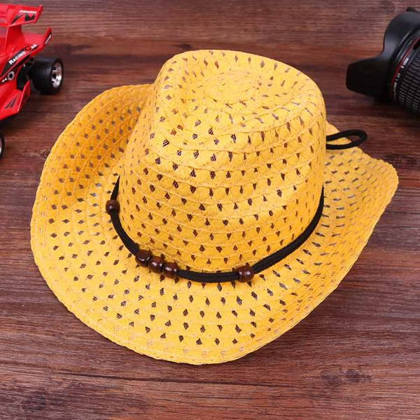 Cloth Korea  hat  (yellow) NHHY4467-yellow
