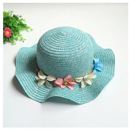 Cloth Korea  hat  (Green - Children s section) NHHY4533-Green - Children s section